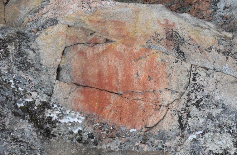 rock painting, Saimaa Geopark, biking, Ruokolahti, Imatra, Lappeenranta