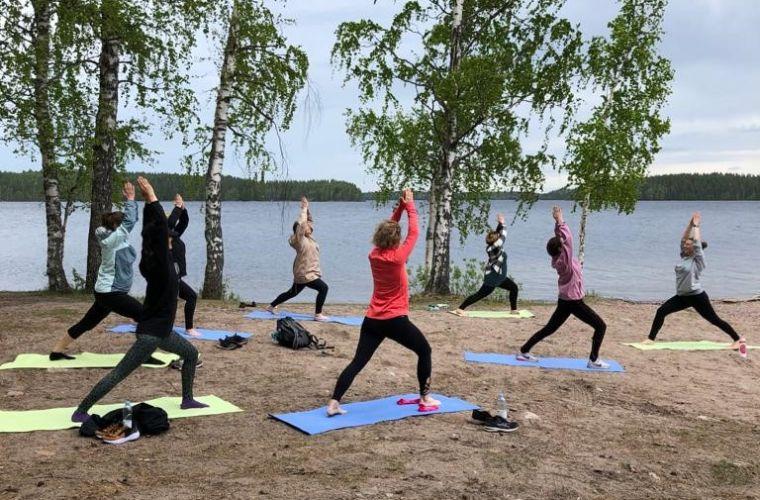 jooga, Saimaa, Imatra, Lappeenranta